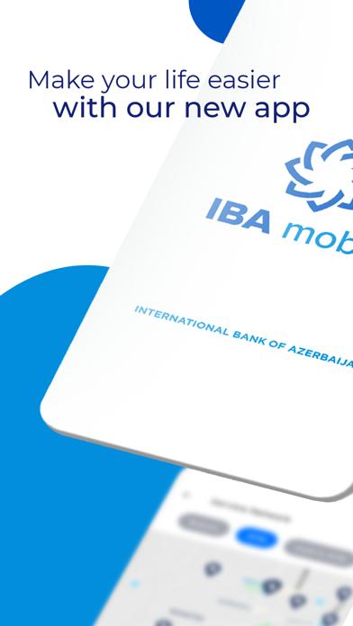 IBA Mobile screenshot one