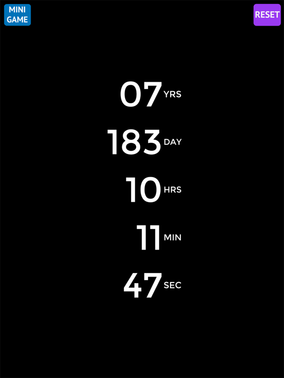 Screenshot #4 pour Countdown App - Death Timer
