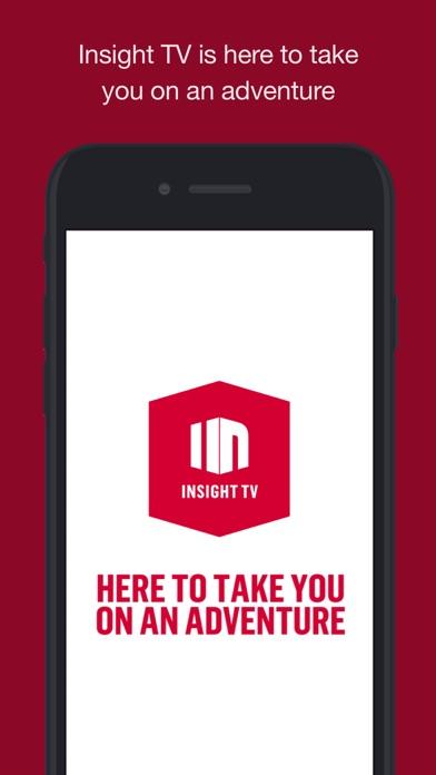 Insight TV screenshot one