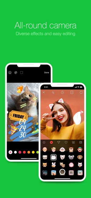 LINE on the App Store