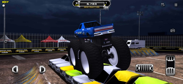 Monster Truck Destruction On The App Store