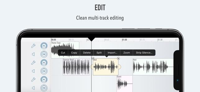 Ferrite Recording Studio on the App Store