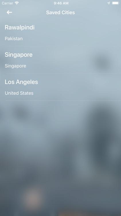 Weather Update Live screenshot-6