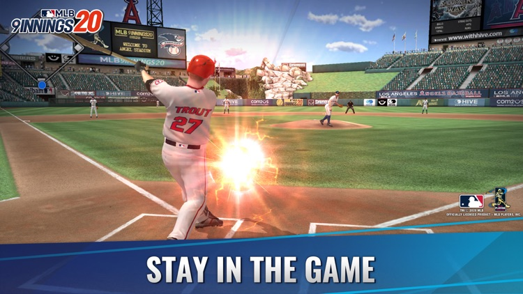 MLB 9 Innings 20 screenshot-5