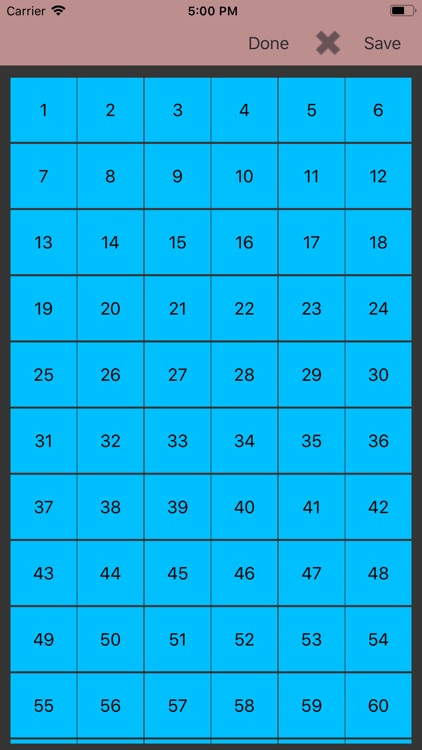 Lottery Box - Lotto Manager screenshot-6