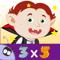 App Icon for Mathemagics Quest App in Belgium IOS App Store