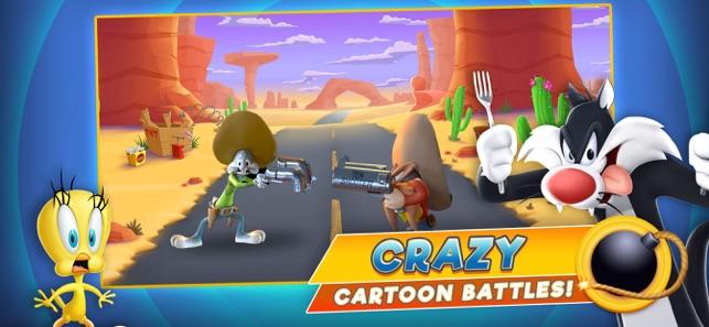 Looney Tunes™ World of Mayhem on the App Store