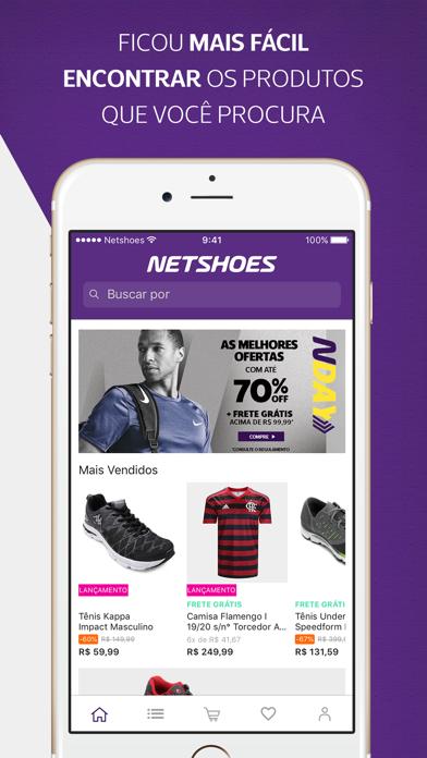 Baixar Netshoes para Pc