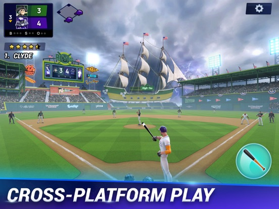 Ballistic Baseball screenshot 8