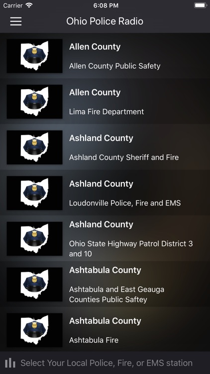 Ohio Police Radio screenshot-2