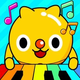 Kids Piano Fun: Music Games