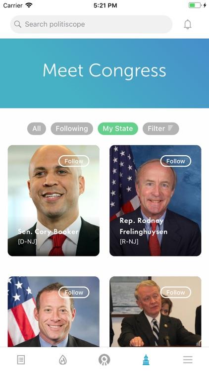 politiscope screenshot-3