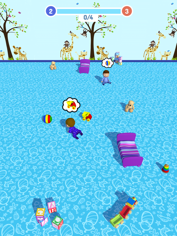 Baby Sims screenshot 4
