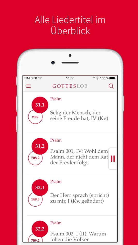 Gotteslob App