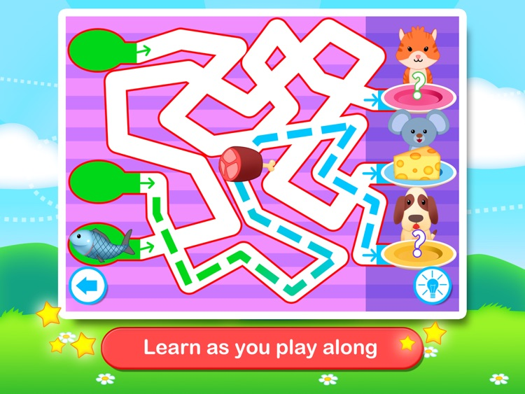 Toddler Maze 123 screenshot-2