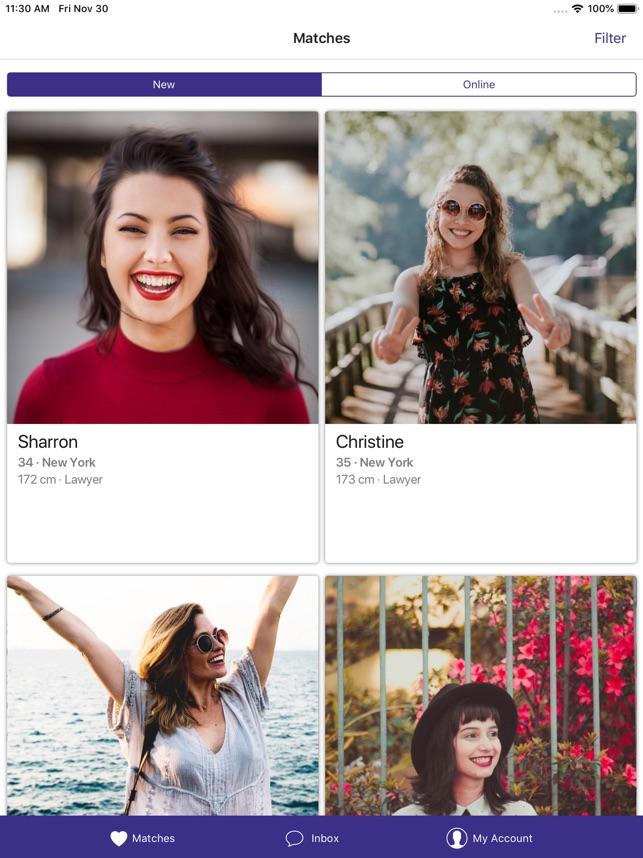 reddito profilo di dating online