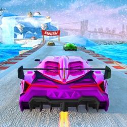 Extreme Snow Car Winter Drive