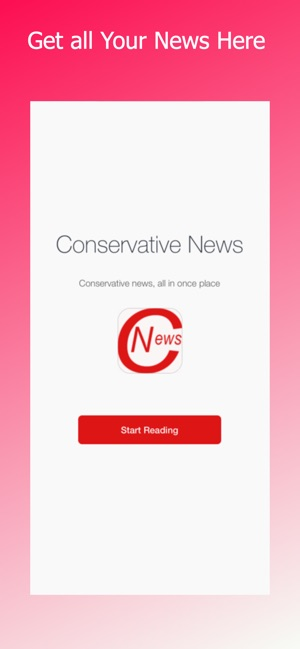 Conservative News Mobile on the App Store