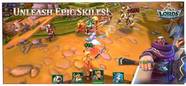 Lords Mobile: War Kingdom on the App Store