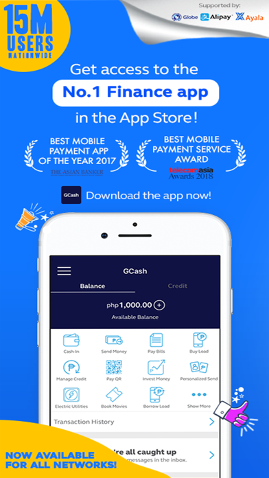 GCash - Revenue & Download estimates - Apple App Store