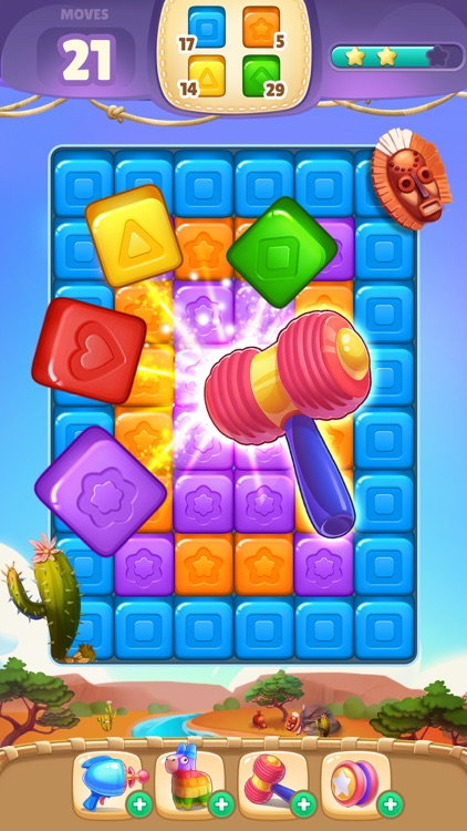 Cube Rush Adventure screenshot-4
