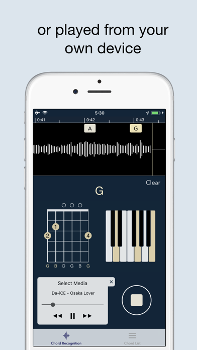 Screenshot #3 pour Chord AI