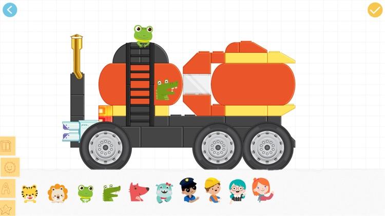 Labo Brick Car(4+) screenshot-9