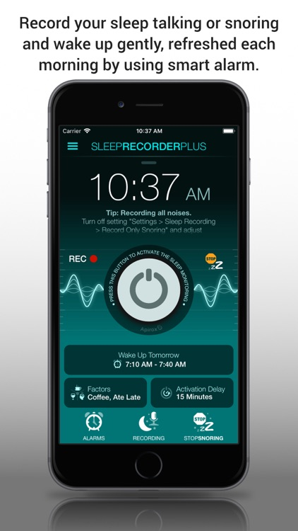 Sleep Recorder Plus Pro