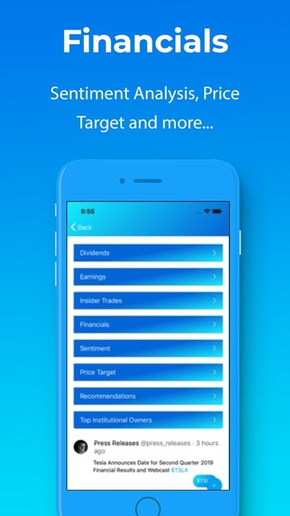 Blue Equity screenshot-4