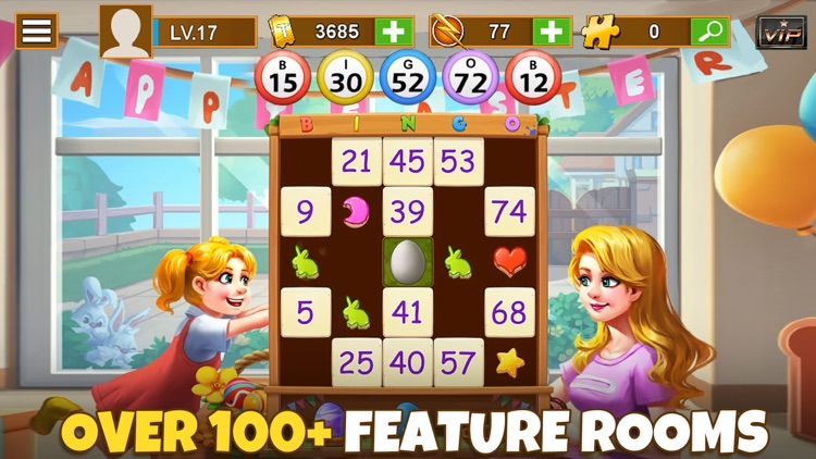 Bingo Party - Bingo Games screenshot-4