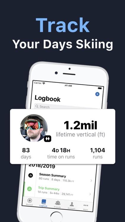Slopes: Ski & Snowboard screenshot-0