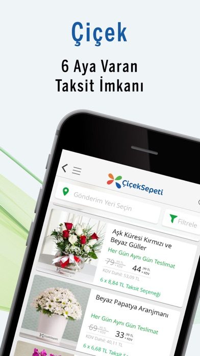download Cicek Sepeti - Gifts & Flowers indir ücretsiz - windows 8 , 7 veya 10 and Mac Download now