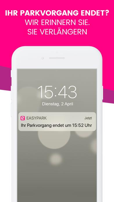 Screenshot for EasyPark - Parkplatz finden in Germany App Store