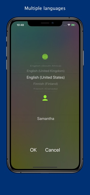 Aloud! - Text to speech on the App Store