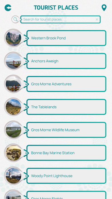 Gros Morne National Park Guide screenshot 3