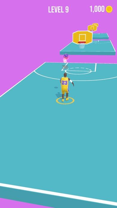 Basket Race screenshot 5
