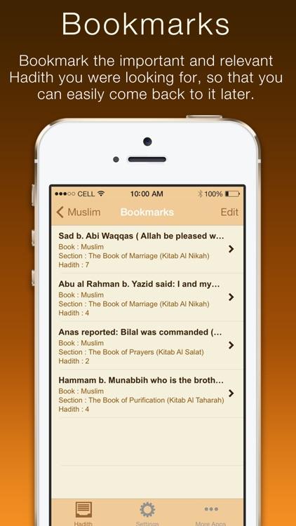 Al Muslim (Sahih Muslim) screenshot-3