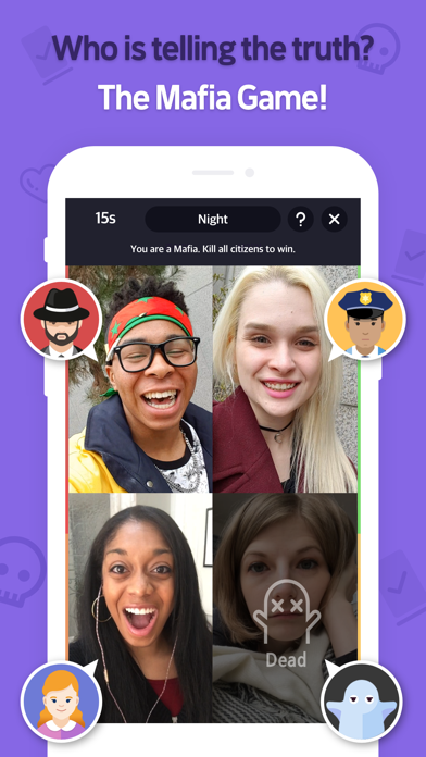 WAVE - Video Chat Playground screenshot two