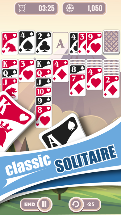 Big Win Solitaire: Cash Prizes screenshot 1