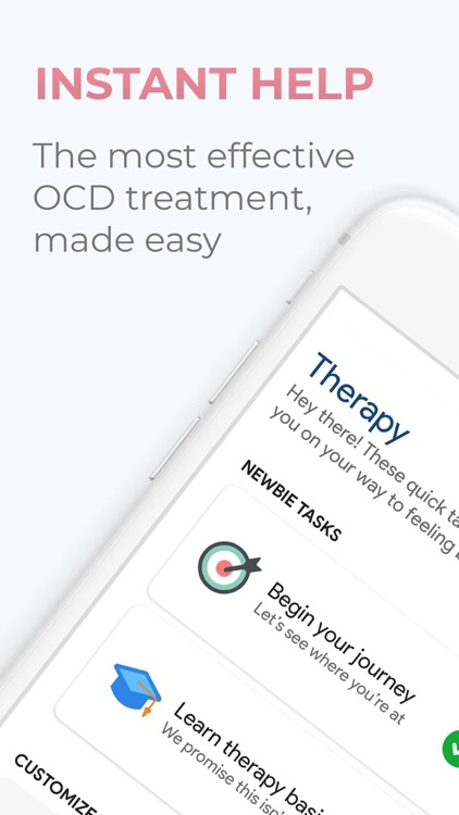 NOCD: Effective care for OCD