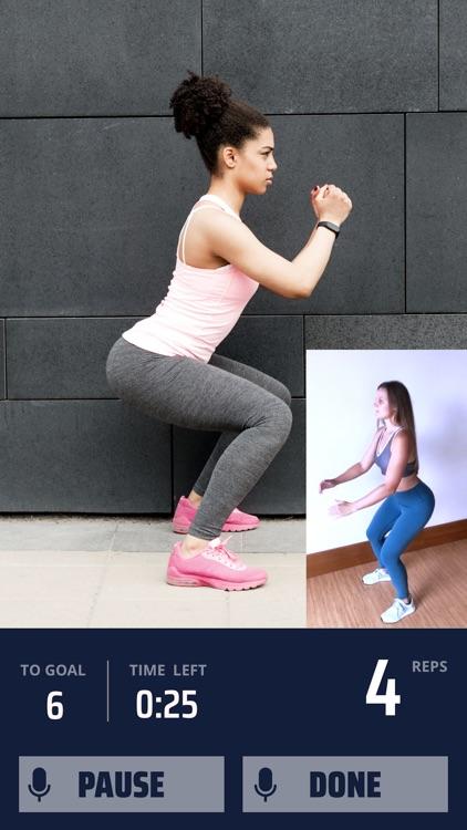 Fitbakk: Fitness Trainer screenshot-3