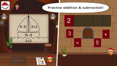 Little Adam-Math game for kids screenshot two