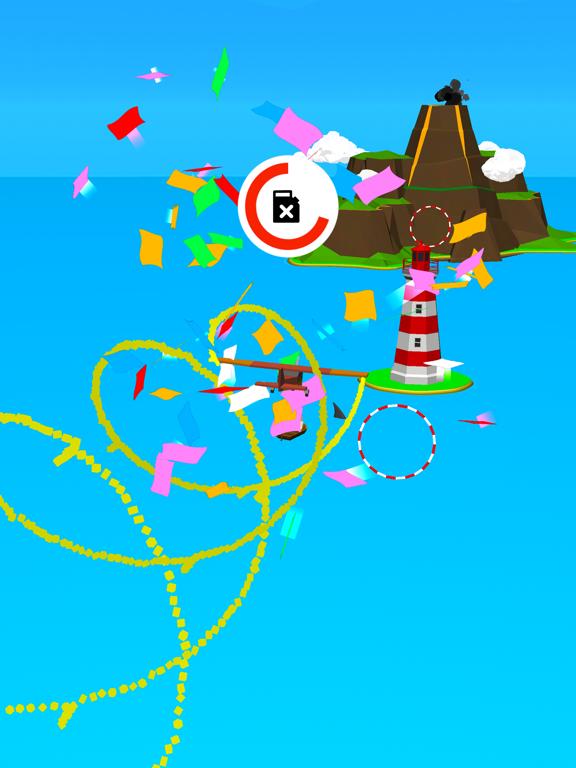 iPad Image of Crash Landing 3D