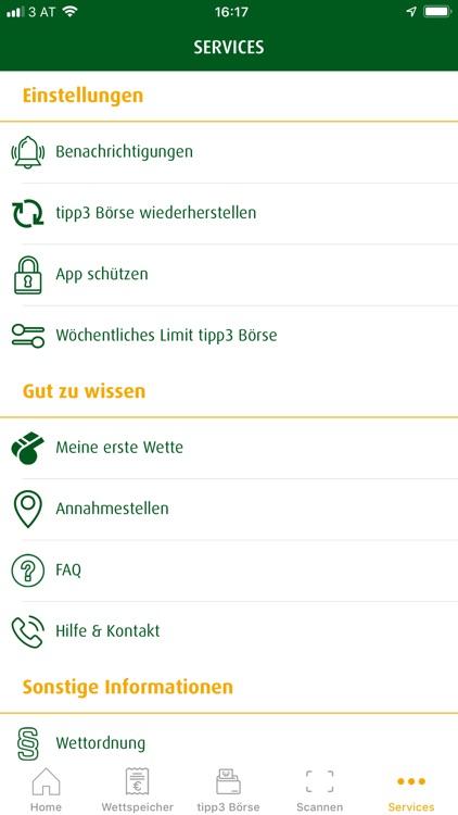 tipp3 Sportwetten screenshot-7