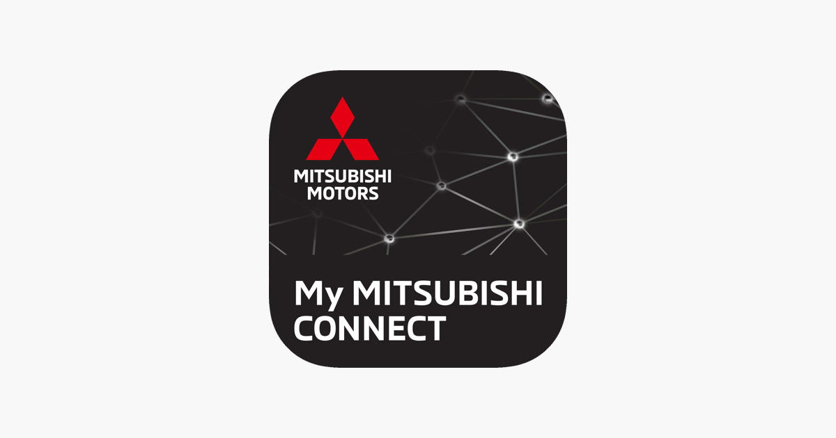 My MITSUBISHI CONNECT on the App Store