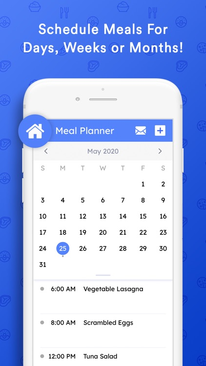 MealTastic II - Meal Planner screenshot-4