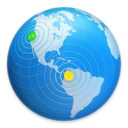 Ícone do app macOS Server