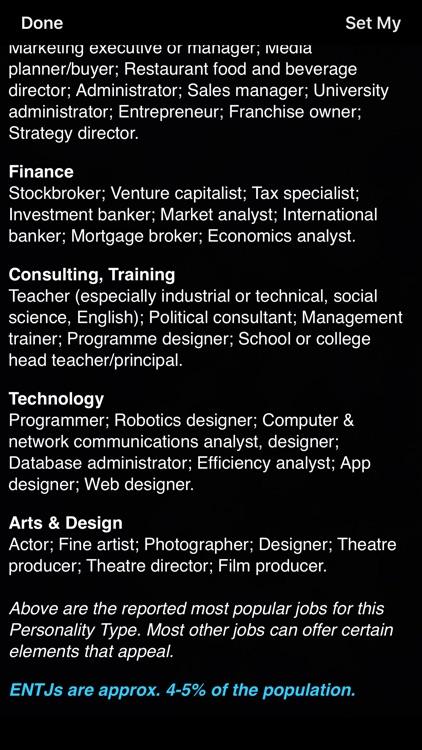 My Type Of Job screenshot-7