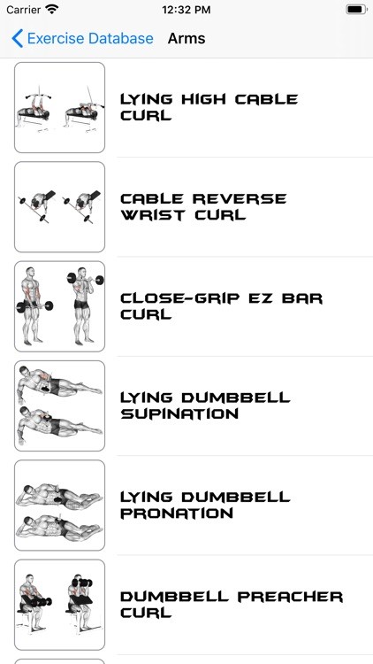 Olympia - Your Fitness Trainer screenshot-6