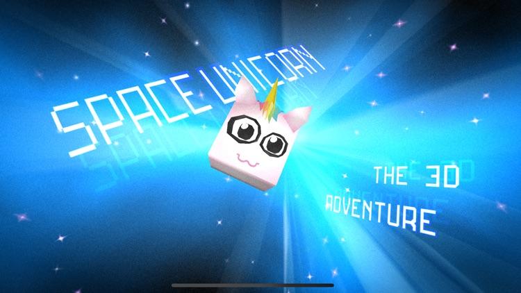 Space Unicorn: 3D Adventure screenshot-9